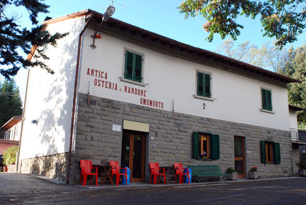 Osteria Nandone all'omomorto