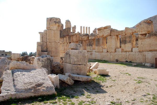 Iraq Al-Amir's Palace