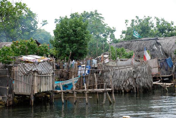 Corti-Youndup Isole San Blas