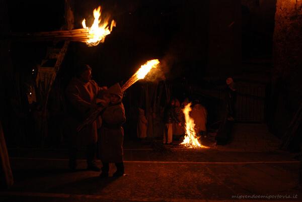 Festa di San Giuseppe Pitigliano