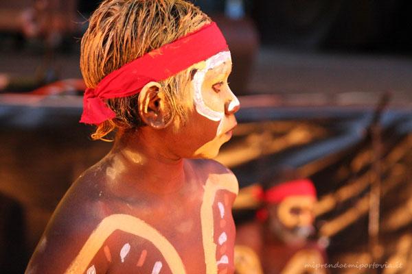bambini aborigeni