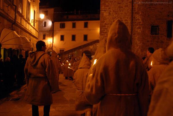 processione di San Giuseppe pitigliano