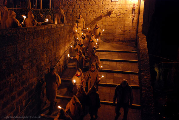 processione San Giuseppe pitigliano