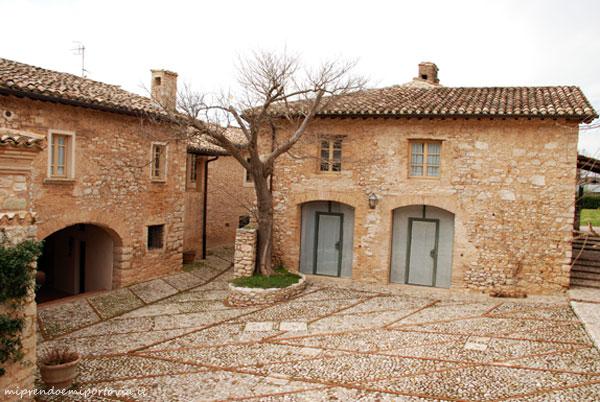 Borgo in umbria