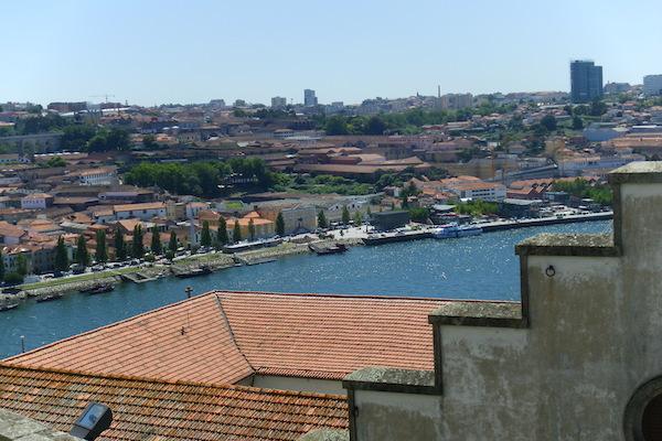 Porto vista sul Douro