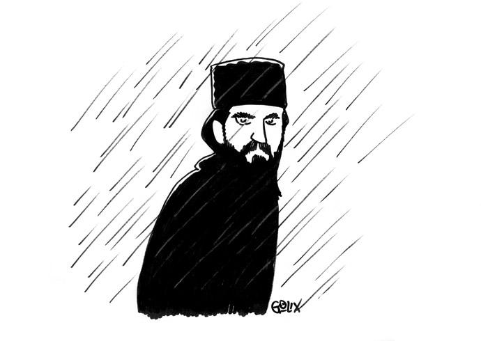Epiro prete ortodosso greco