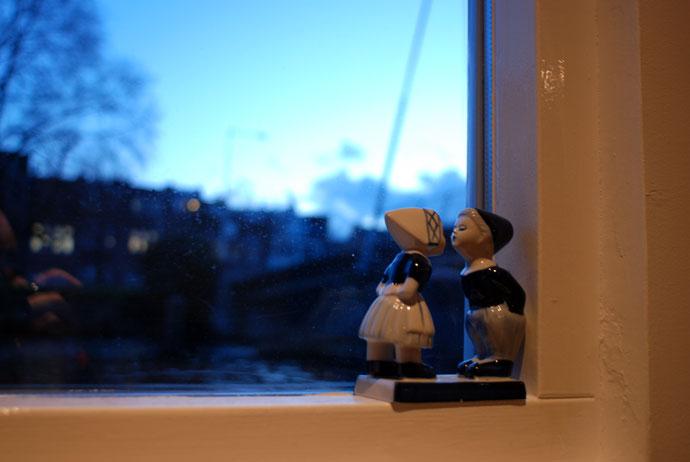 alloggiare ad Amsterdam houseboat