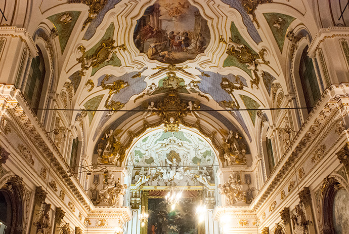 Interni del Barocco