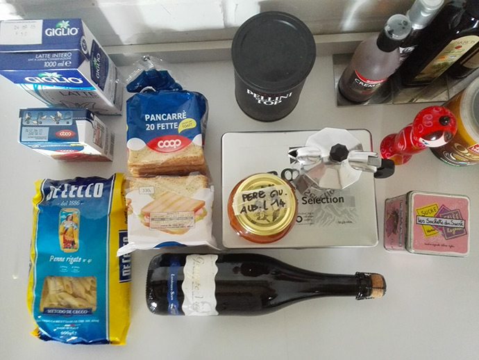 scambio casa welcome kit