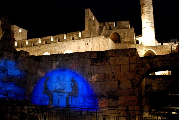 Israele-Torre-di-Davide