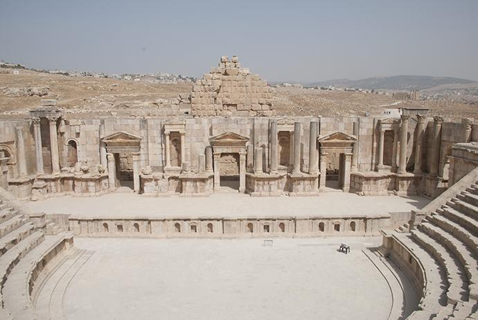 Jerahsh Viaggio in Giordania
