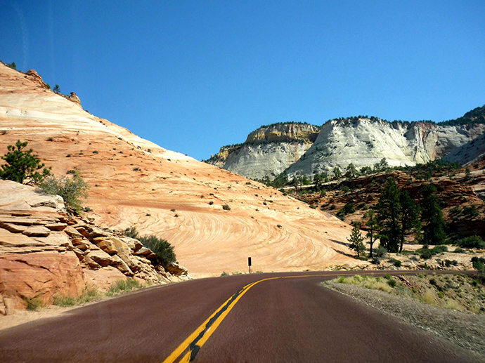 Usa on the road: strade insolite