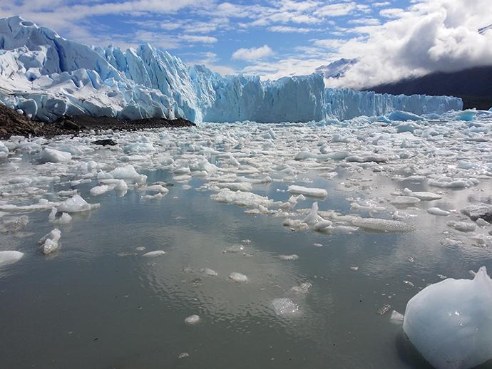 Perito Moreno viaggio in Argentina