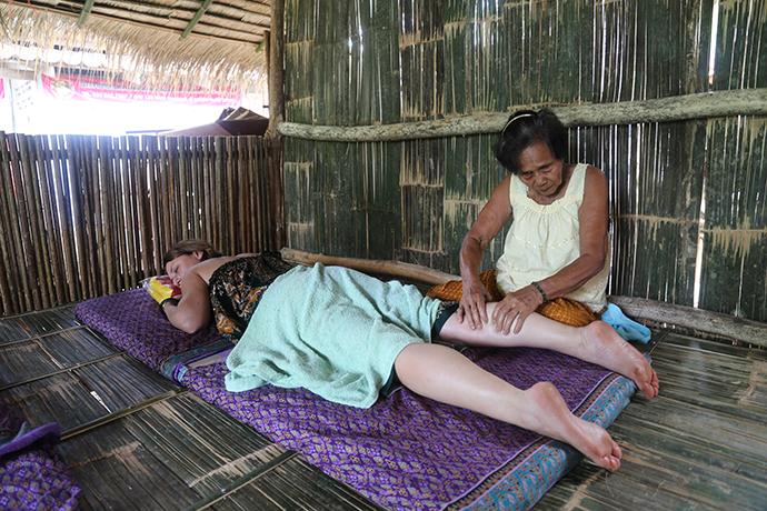 massaggi tradizionali Thailandesi