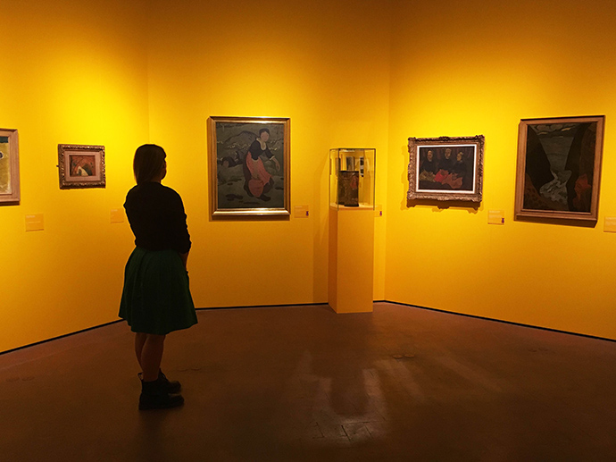 Mostra I Nabis Gauguin