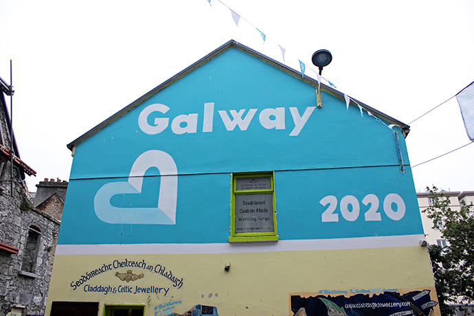 scambio casa in Irlanda