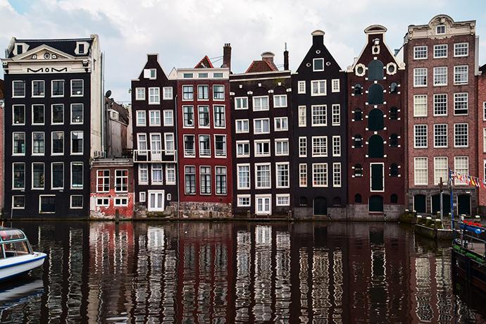 Tour d'Europa Amsterdam