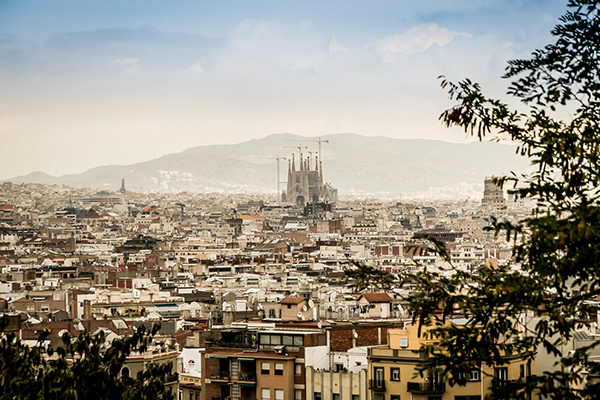 Tour d'Europa Barcellona