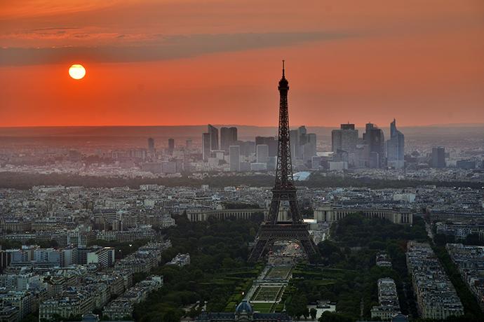 Tour d'Europa Parigi