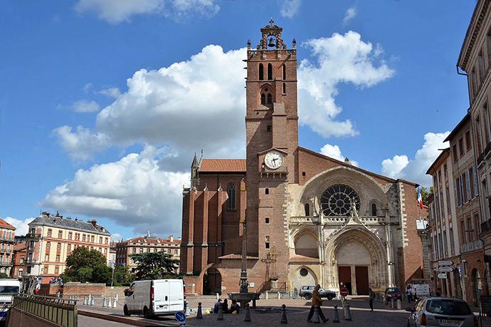 Tour d'Europa Tolosa