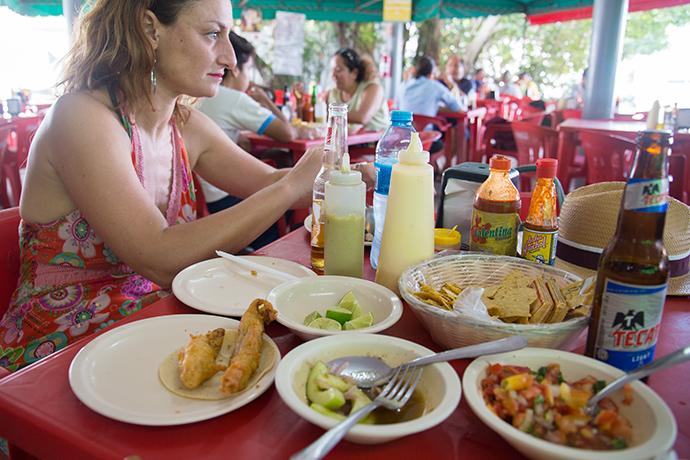 Playa del Carmen cosa mangiare