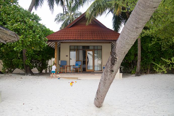 Maldive resort