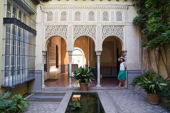 diario di viaggio a Granada