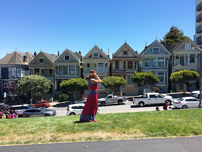 viaggio a San Francisco durante la summer of love