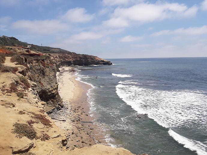 diario di viaggio in california