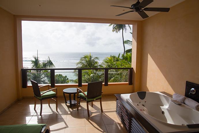 visitare Mahé Seychelles Hilton