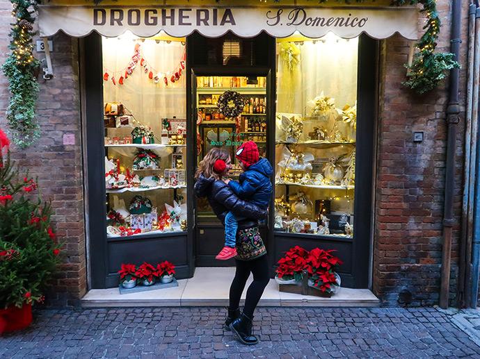 Ravenna una guida romantica