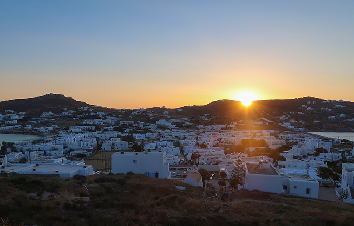 dove alloggiare a Mykonos