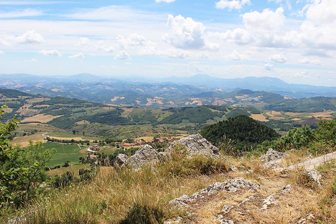 Castelli delle Marche Montecopiolo