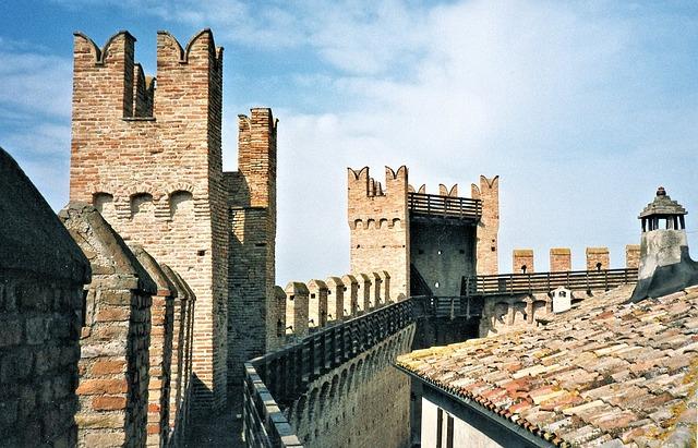 Castelli delle Marche Gradara