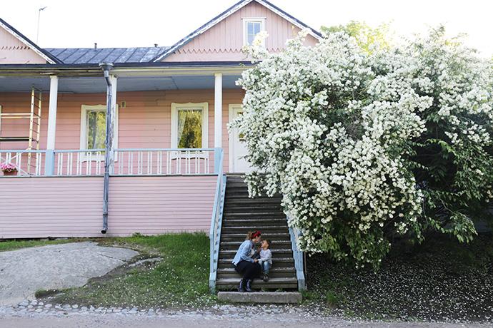Helsinki in estate