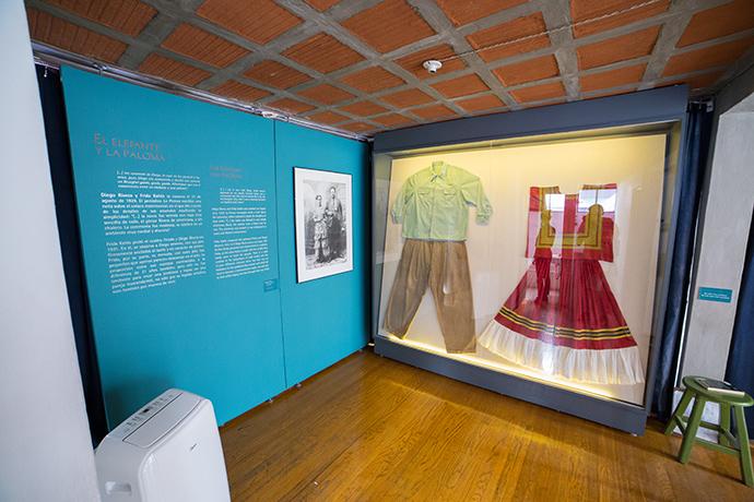 Casa museo Frida Kahlo e diego rivera città del Messico
