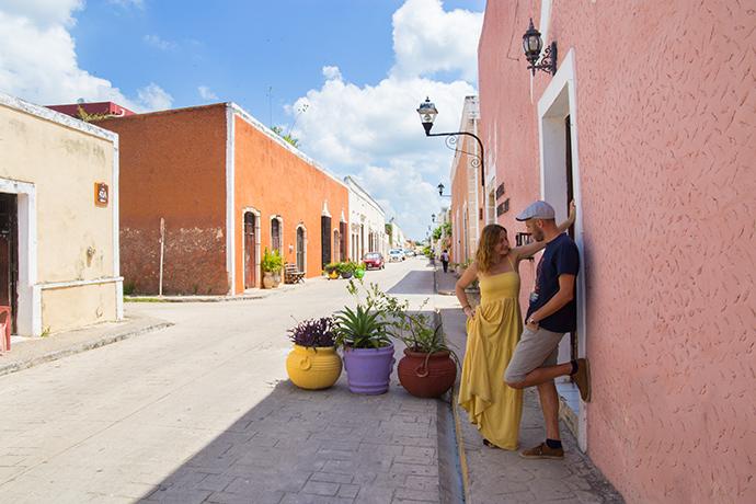 viaggio di nozze in Messico