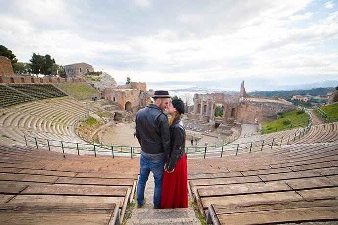 Sicilia Orientale: cosa vedere a Taormina