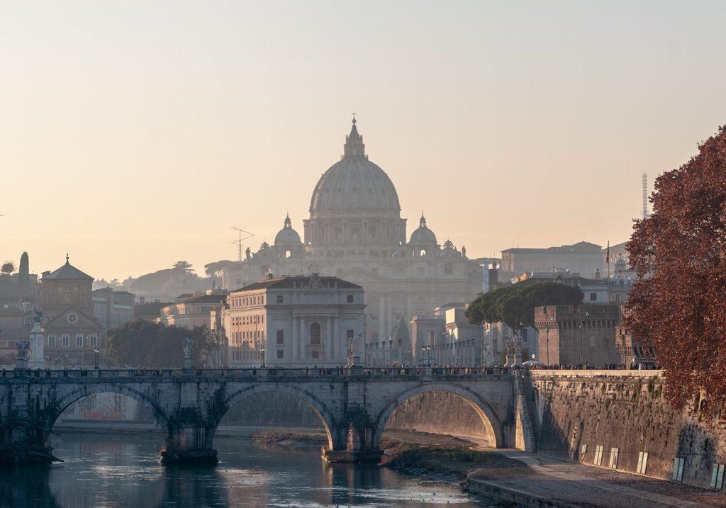 Roma in estate
