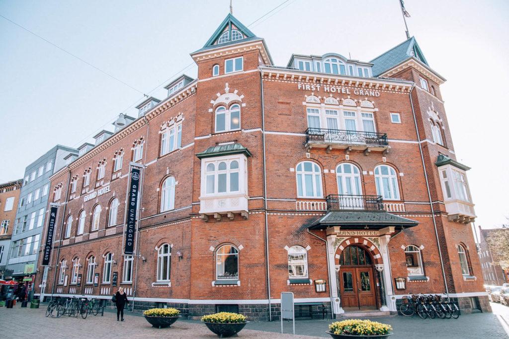 Odense dove dormire