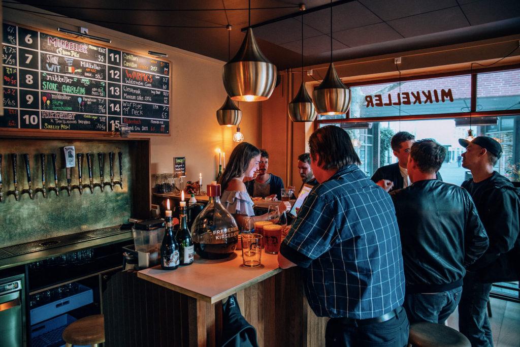 Odense dove bere birra artigianale