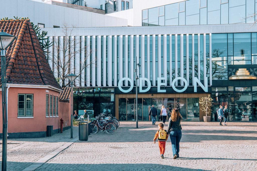Odense dove mangiare