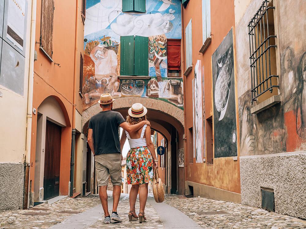Cosa fare in Romagna itinerario