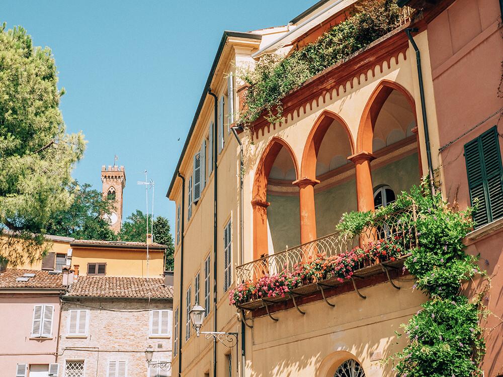 cosa vedere in Romagna