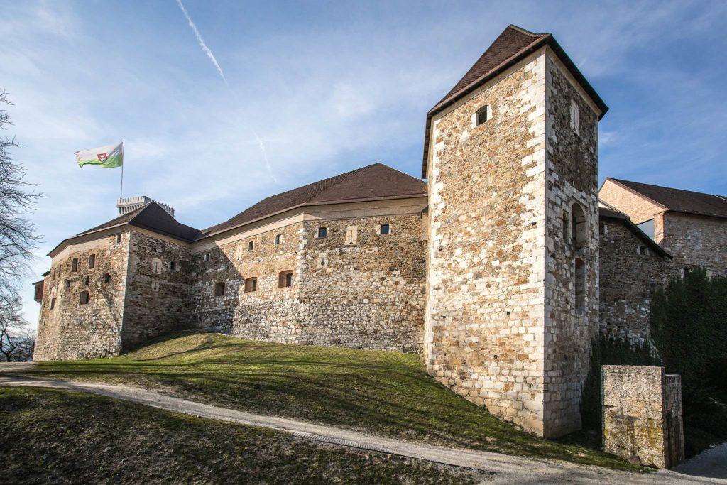 Castello di Lubiana Slovenia