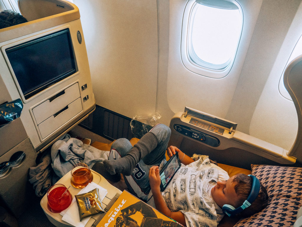 Singapore Airlines Bambini