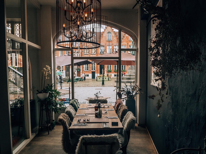 Viaggio nelle Fiandre Bruges dove mangiare