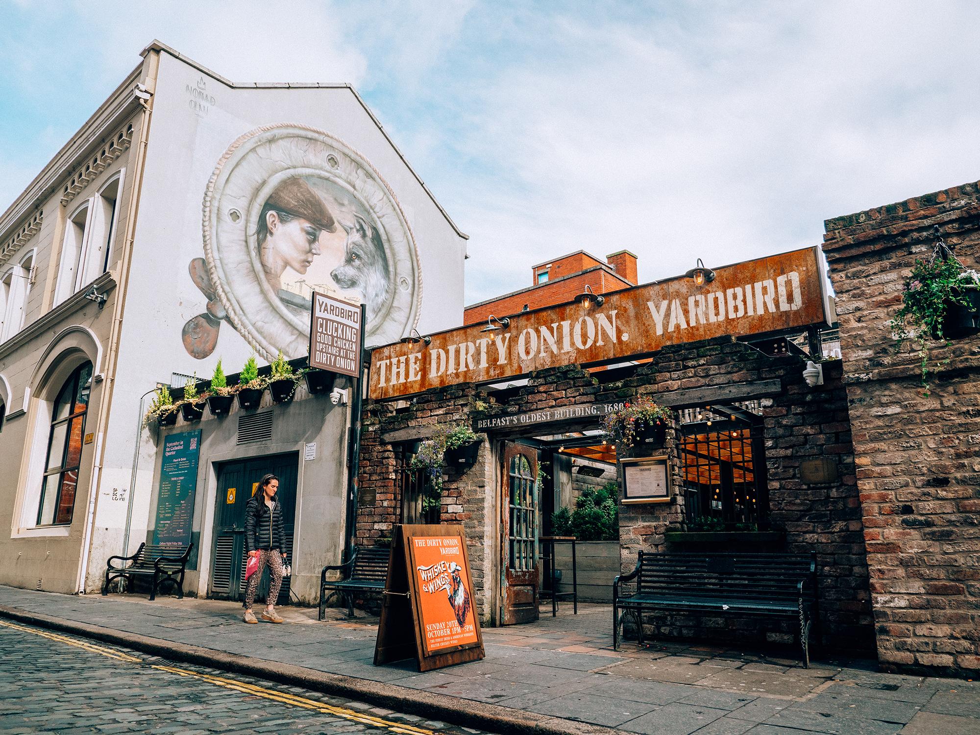 cosa visitare a Belfast