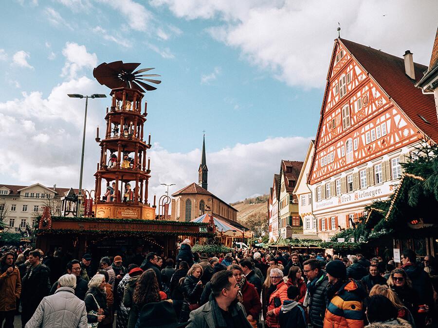 mercatini di natale a Esslingen