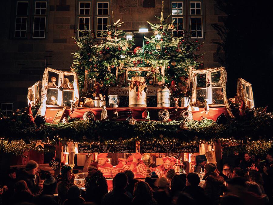 mercatini di Natale a Stoccarda